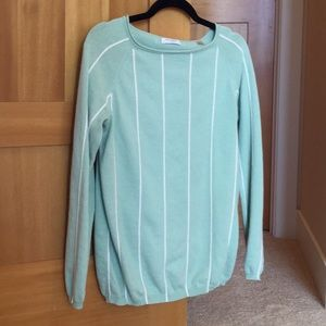 Equipment Femme Long Sleeved Sweater Sz S